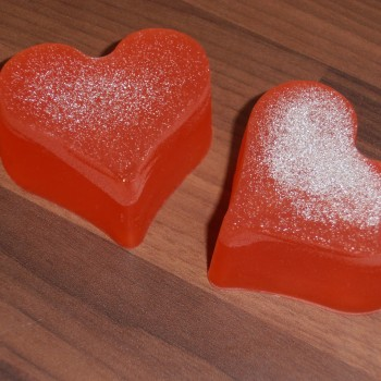Strawberry Hearts for u