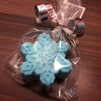 Frozen Snow Cookie soap